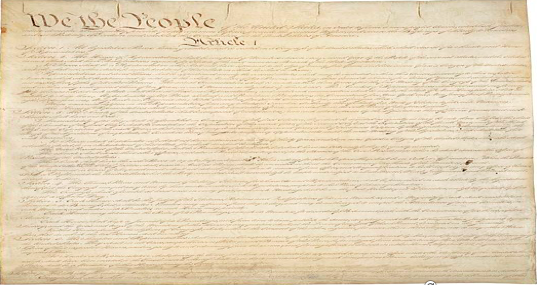 The Constitution Is Not Outdated